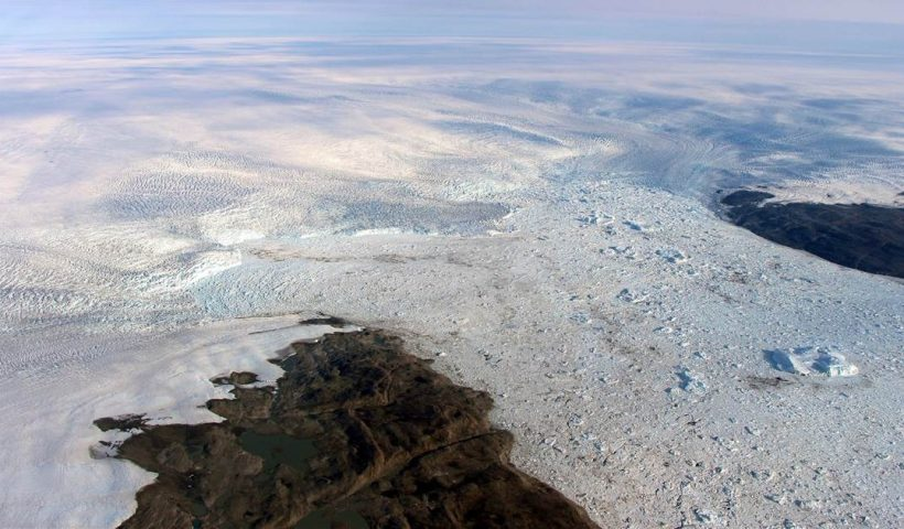 Key Greenland glacier growing again after shrinking for years, NASA study shows