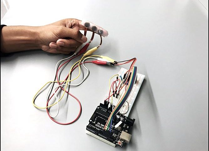 Movie technology inspires wearable liquid unit that aims to harvest energy