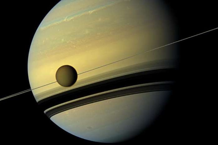NASA engineer looks to Saturn moon Titan for human colony