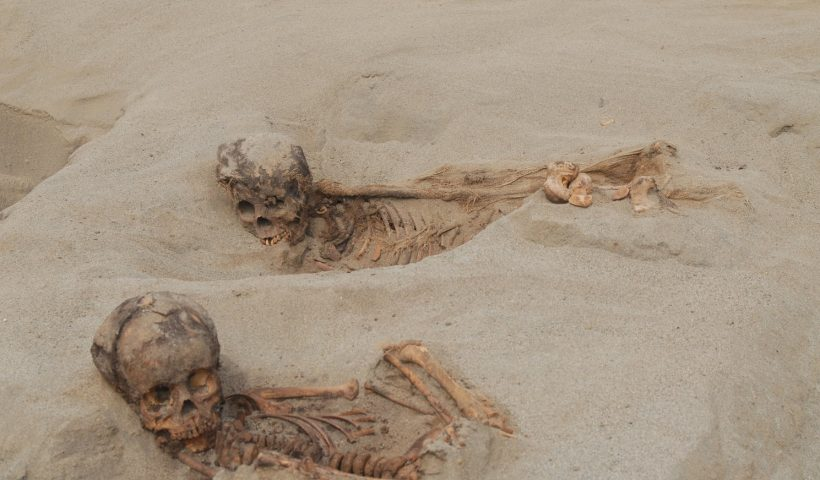 Hearts Ripped from 140 Children and 200 Llamas in Largest Child Sacrifice in Ancient World