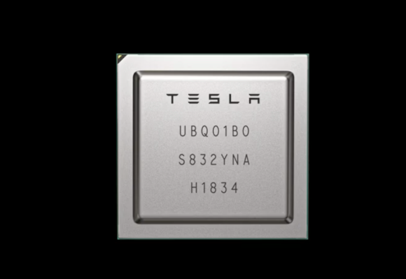 Tesla's full self-driving computer is now in all new cars and a next-gen chip is already 'halfway done'