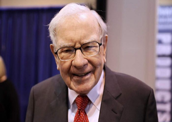 Billionaire Warren Buffett gives new hint about his successor