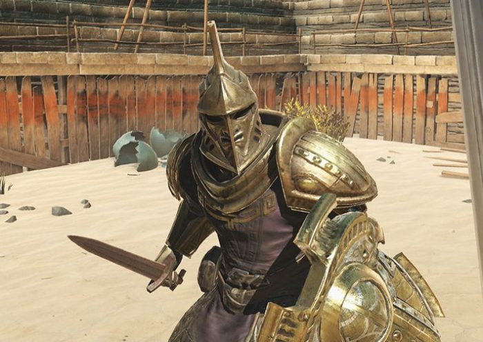 The Elder Scrolls: Blades is now available for everyone