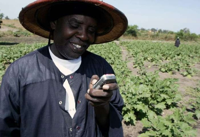Smart tech the new tool for African farmers
