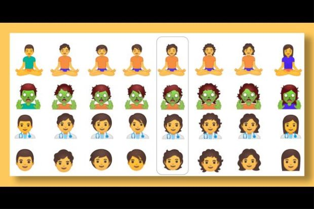 Google launches 53 new 'gender ambiguous' emoji