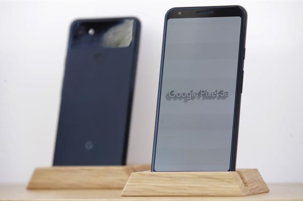 Mid-priced Google Pixel 3a still pricier in Asia