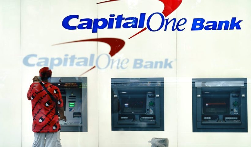 Capital One is having an outage, and some customers can't access their accounts