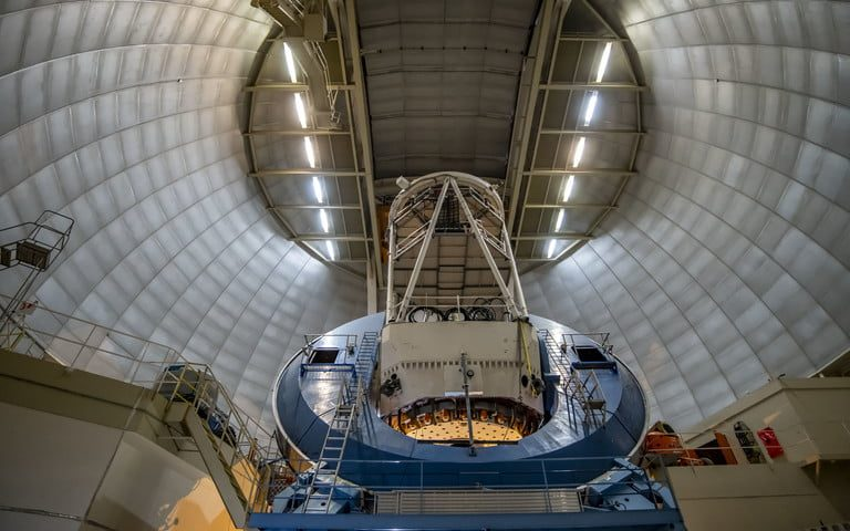 5000 eyes will scan the night sky for clues to the puzzle of dark energy