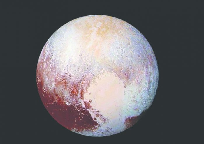 NASA is considering whether to send an orbiter to Pluto