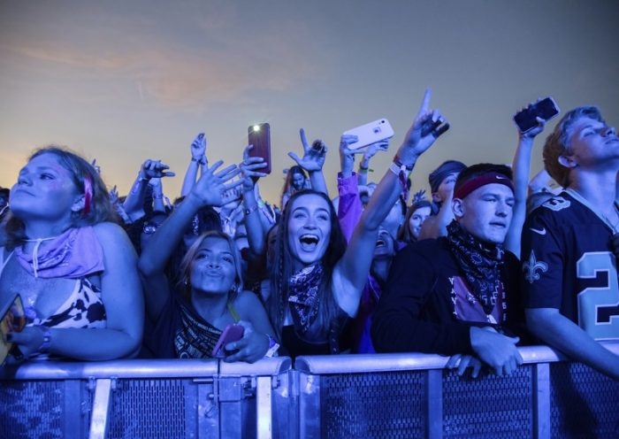 Concert promoters step back from facial recognition tech, for now