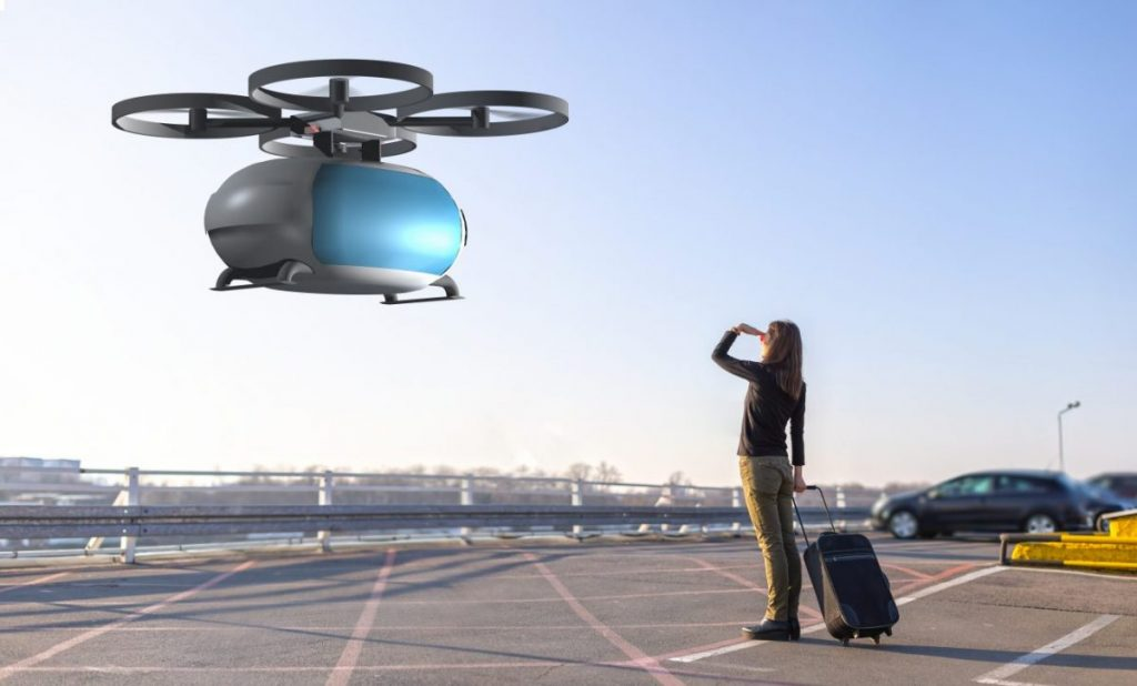 Urban Air Mobility Focus of New Course at Florida Tech