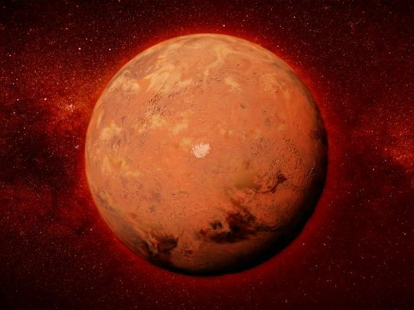 Mars still has active deep groundwater: Scientists