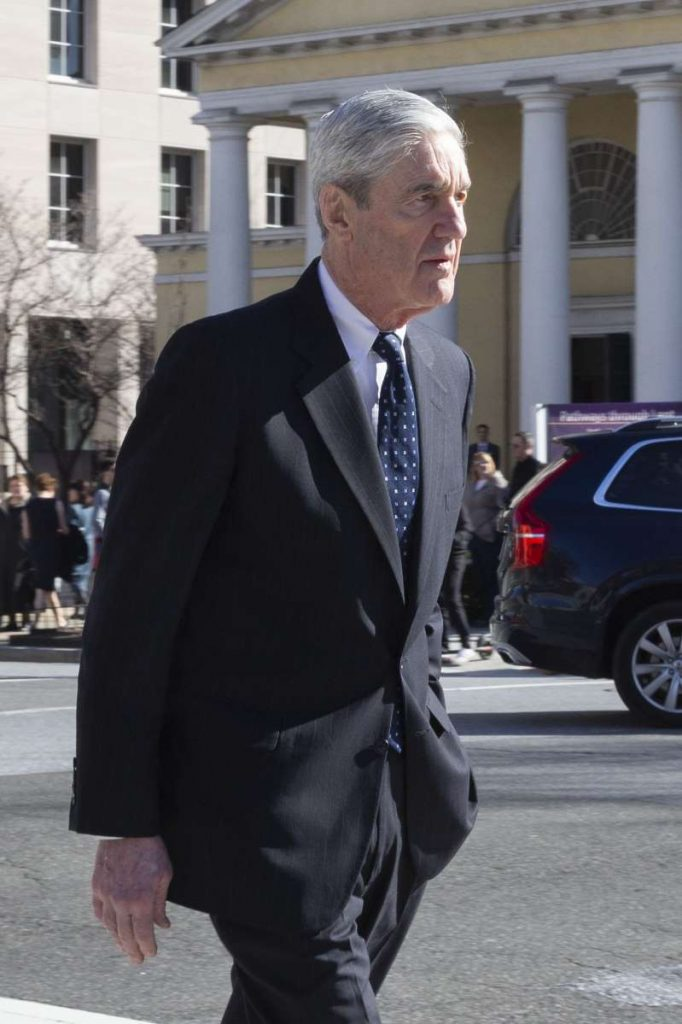 Congress prepares for a battle over secret grand jury evidence in Russia probe; 'I intend to fight'