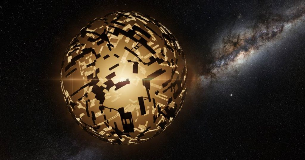 Why alien 'megastructures' may hold key to making contact with extraterrestrials