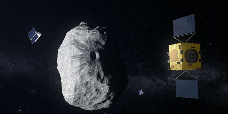 Japan Is Testing Earth's Asteroid Defense System