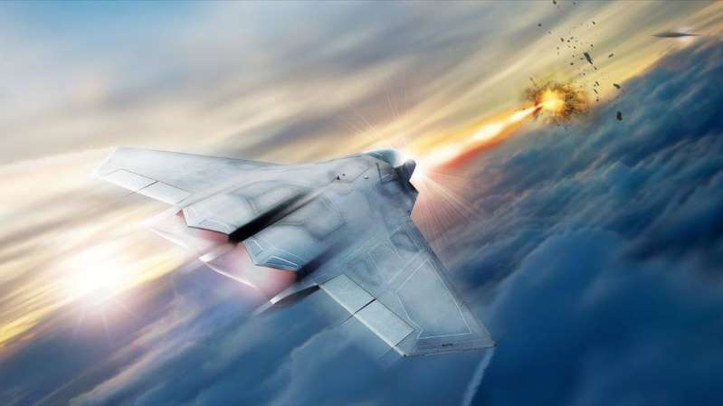 The US Air Force successfully tested a laser system to shoot down missiles