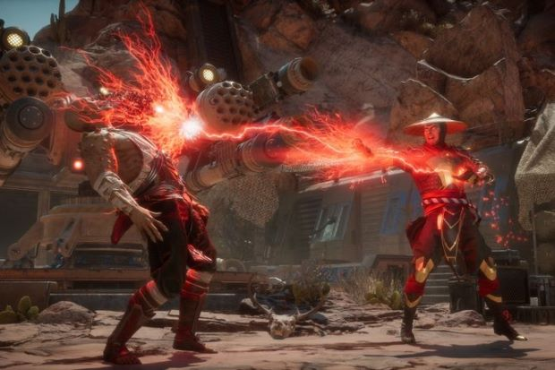 Mortal Kombat 11 is not for the faint hearted