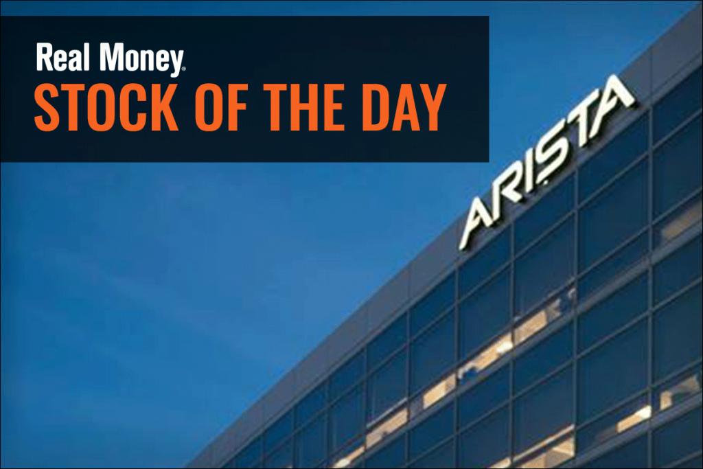 Jim Cramer: What the Plunge in Arista Networks Says About Cisco