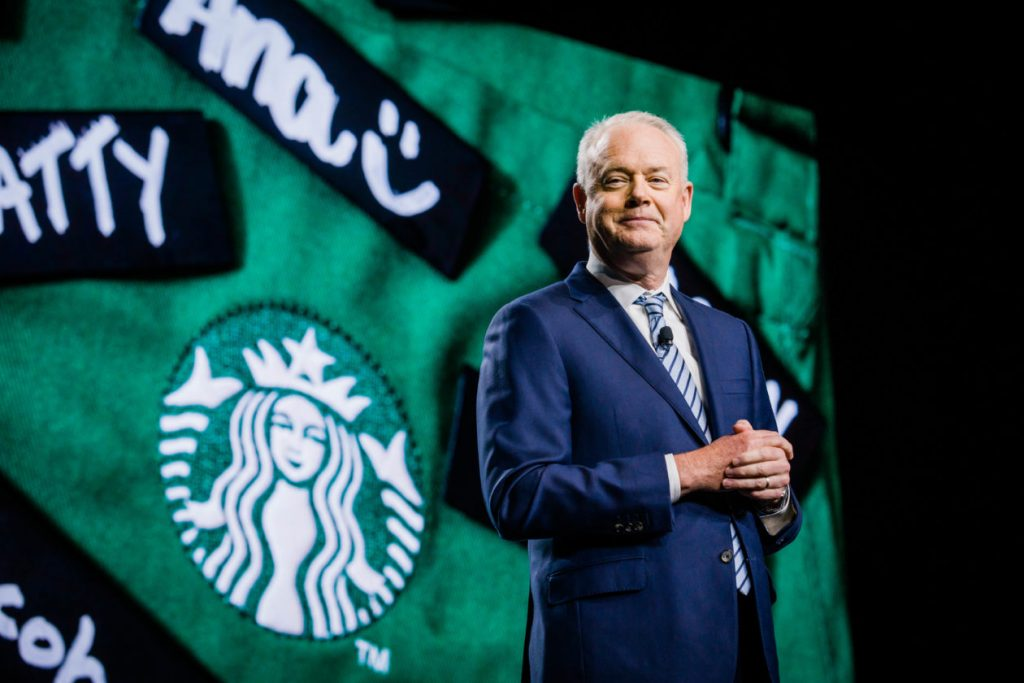 How digital initiatives and artificial intelligence continue fueling innovation at Starbucks