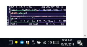 Thilmera7 is a free system monitoring tool for Windows