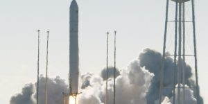 Supply Ship Launches Into Space With Oven and Lamborghini Parts, Experiments for Future Journeys