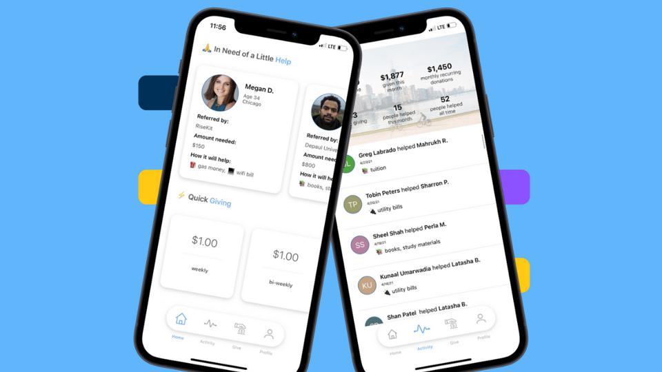 How Innovative App Goodsend Is Making It Easy To Help Our Fellow Citizens By Giving Micro-Donations