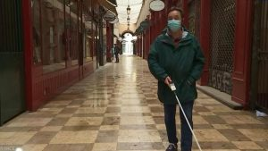 Innovation: The first white stick that recreates the environment for the blind