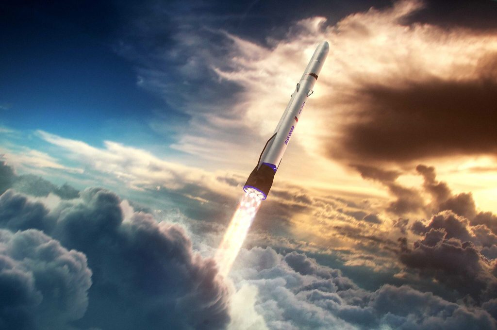 Space Force awards $87.5M to Blue Origin, Rocket Lab, SpaceX and ULA for testing