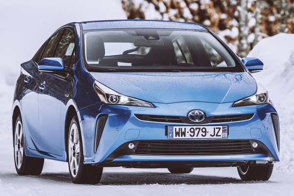 Toyota Prius, Hydrogen Combustion Engine Possibility – Technology